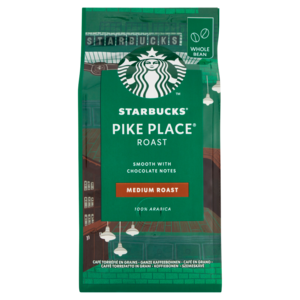 STARBUCKS PIKE PLACE Caffè In Grani 200g